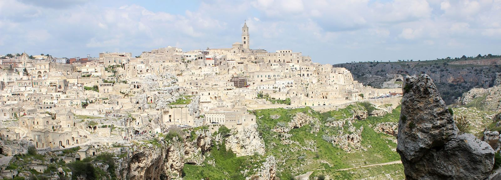 Matera guided tour