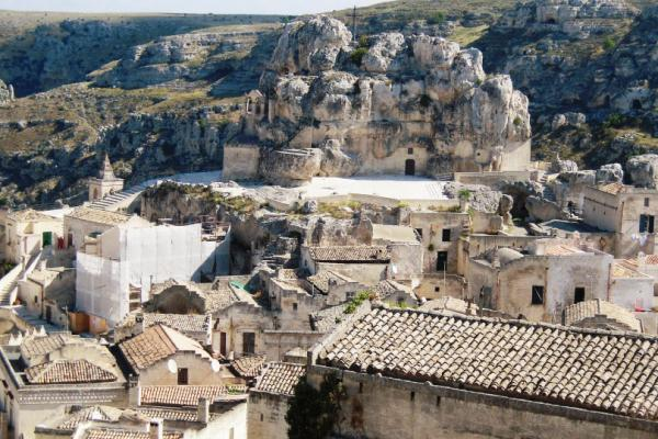 Matera guided tours