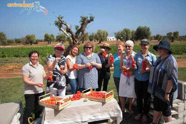 Puglia food tours
