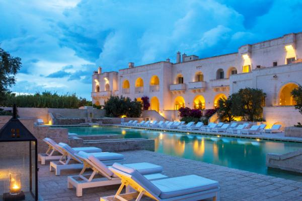 Luxury hotels Puglia