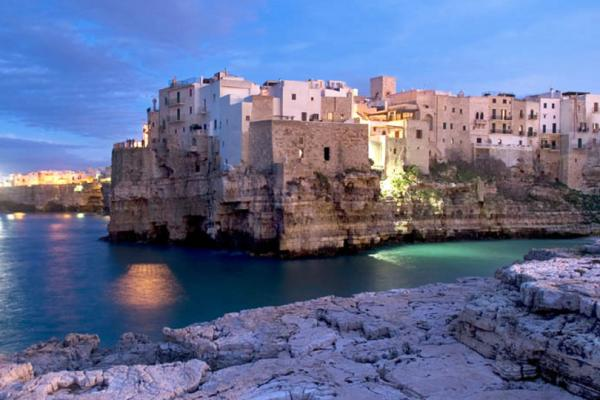 Polignano a Mare guided tour