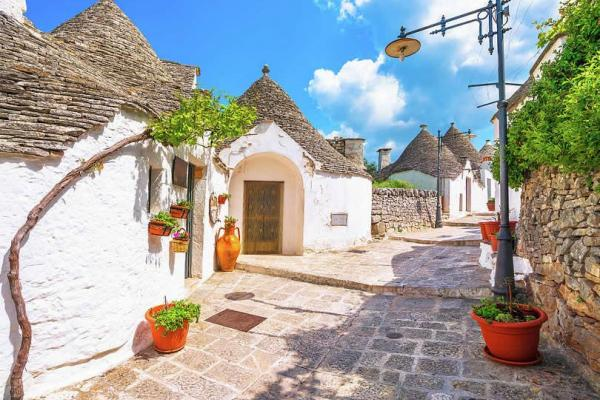 Alberobello guided tour