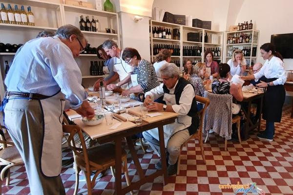 Culinary experience in Southern Italy