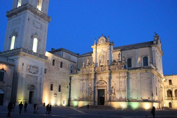 Lecce the Florence of Southern Italy