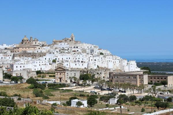 Ostuni guided tours