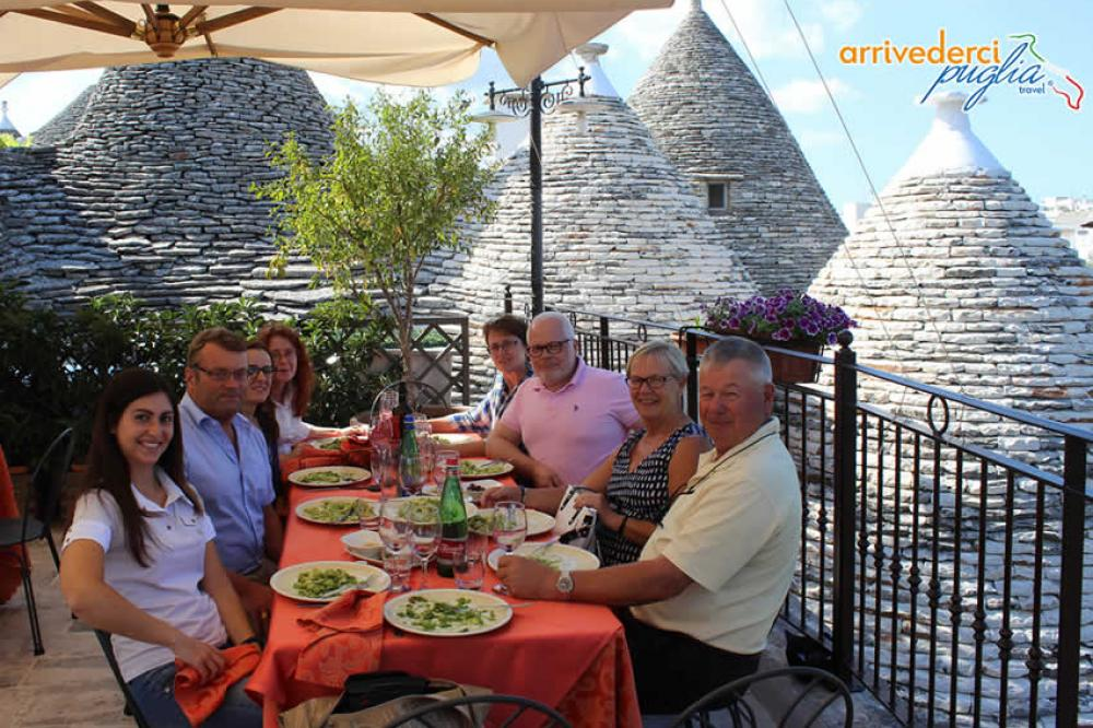 Puglia small group guided tours