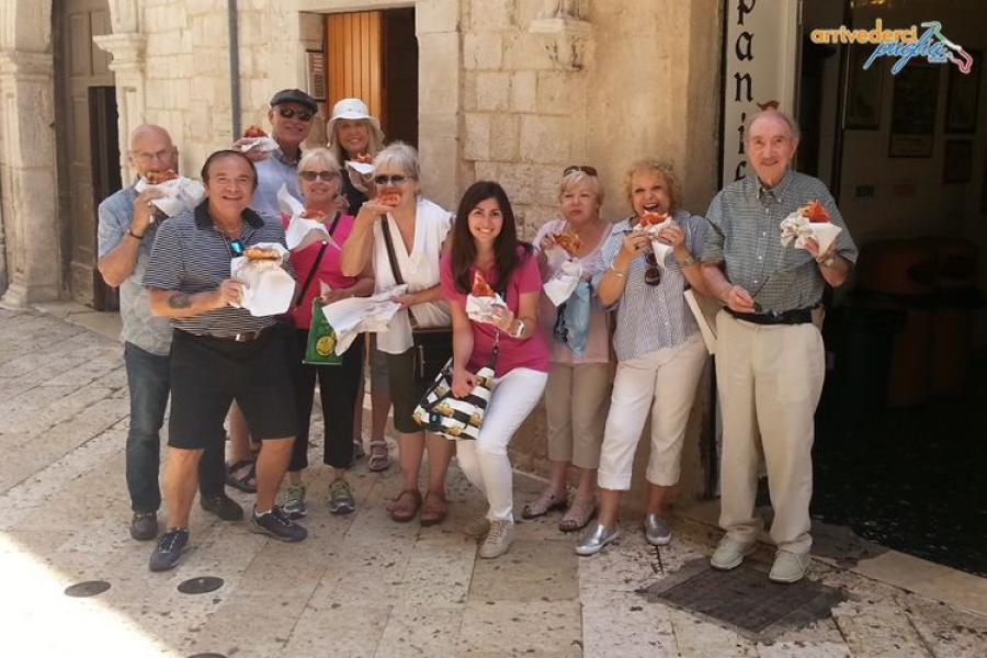 Puglia guided tours